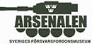 Skandinaviens största militärfordonsmuseum